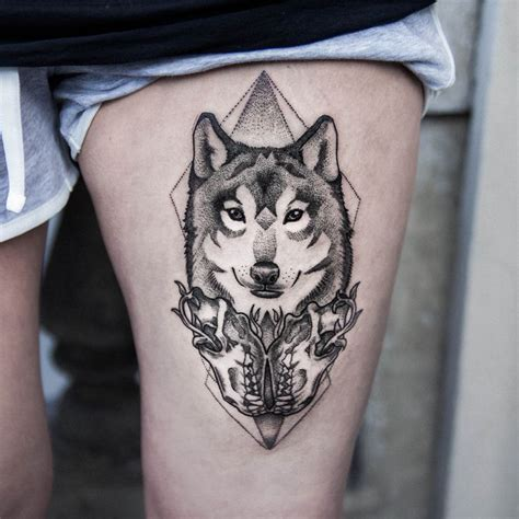 tattoo wolf instagram dogma noir wolf tattoo by 23dogma instagram dogma noir