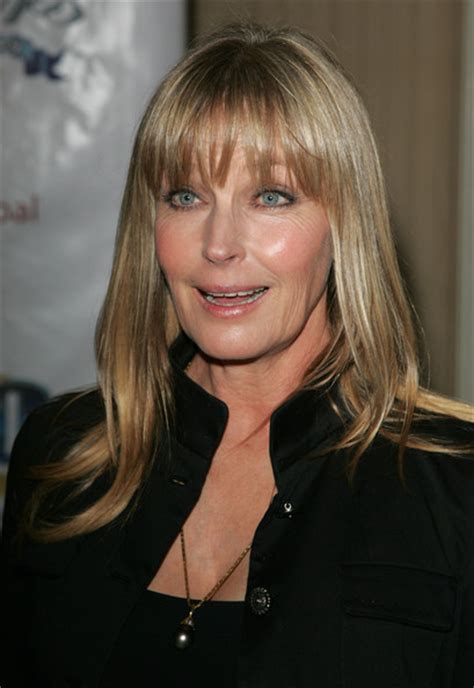 bo hair styles for black hair more pics of bo derek long straight cut with bangs 6 of 8