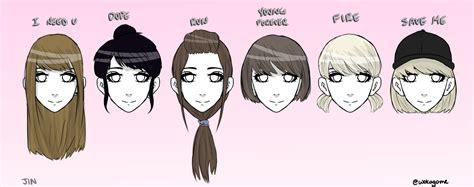 gambar anime bts lucu lihat bts real anime characters suga inuyasha foto di