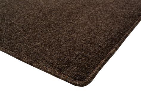 teppich vorleger teppichl 228 ufer 90 x 60 cm braun vorleger l 228 ufer teppich