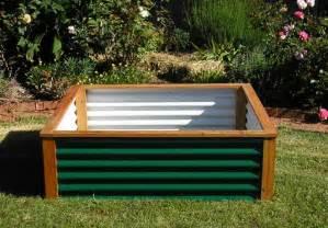 Raised Garden Bed Ideas Cheap Vegans Living The Land Raised Bed Garden Ideas Using Free Materials
