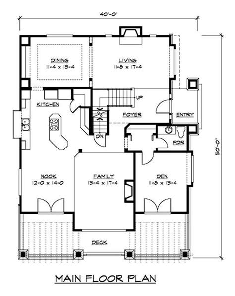 Craftsman Cottage Floor Plans California Craftsman Bungalow House Plans Californian