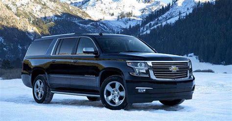 2020 Chevrolet Suburban Diesel by 2020 Chevrolet Suburban Diesel Spirotours