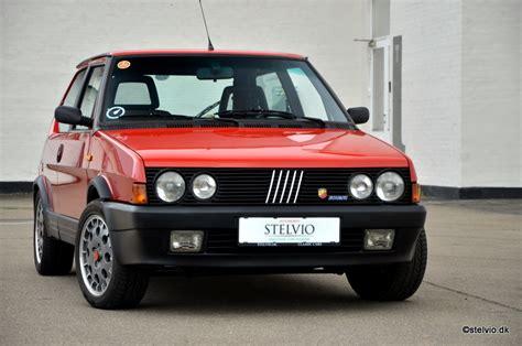 Fiat Ritmo Abarth Fiat Ritmo 130 Tc Abarth 1984 Stelvio