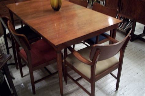 mid century modern dining room set an orange moon sears roebuck mid century modern dining