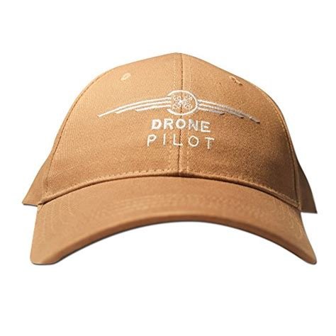 Topi Basebal Dji Pilot thebiceps company drone pilot baseball cap gift brown rc drones and helicopters
