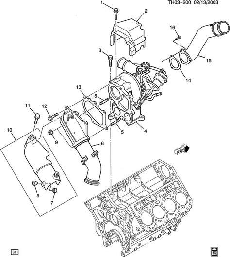 lb7 duramax engine diagram duramax lb7 engine parts diagram pictures to pin on