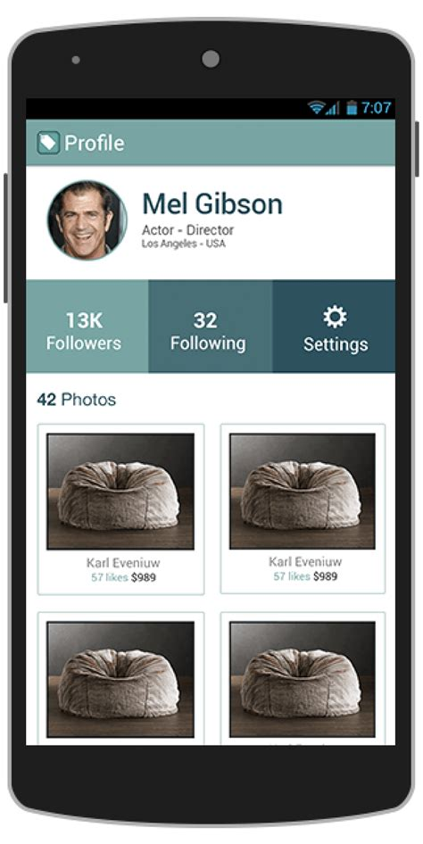 app template android buy tap tag android app template utilities chupamobile