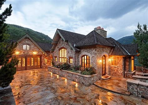 luxury homes for sale in aspen colorado 16 million mountaintop mansion in aspen co homes