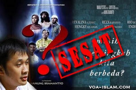 film bioskop indonesia islam film ini hasil analisa direktur lembaga kajian islam