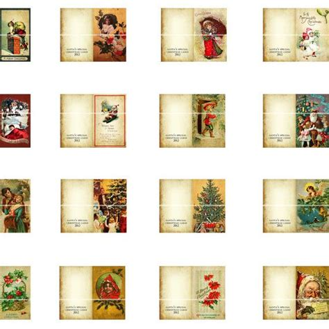 cards dollhouse template miniature dollhouse cards 1 12 scale happy