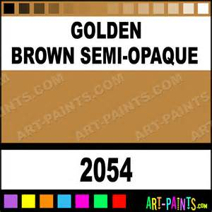 golden brown semi opaque ceramcoat acrylic paints 2054