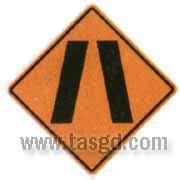 Tas Sing 356 09 ป ายงานก อสร าง construction work zone signs