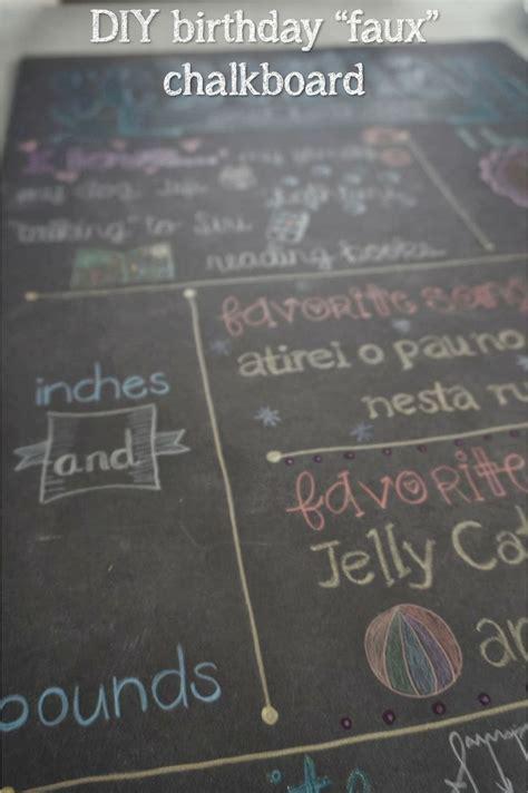 diy chalkboard birthday 17 best images about cinderella on