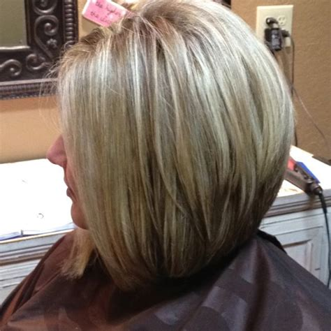 angled stacked bob haircut photos 17 best images about hair on pinterest blonde angled bob