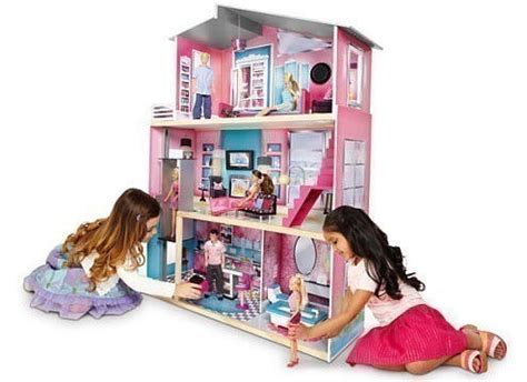 imaginarium modern luxury doll house toys r us imaginarium modern luxury wooden dollhouse 65