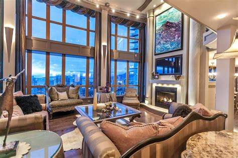 luxury penthouse the ultimate luxury penthouse mansion in vancouver