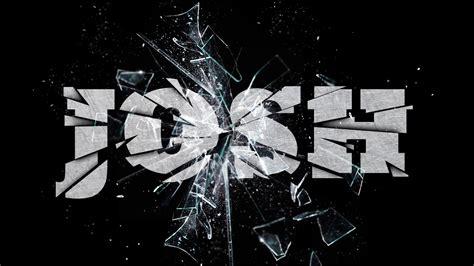 Joshua Name Wallpaper   WallpaperSafari