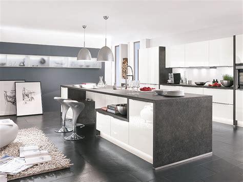 schwebende küche modern maritim wohnzimmer