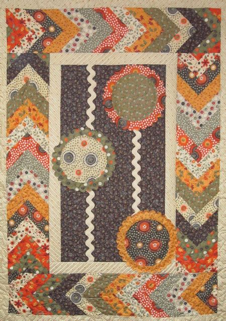 Autumn Quilt Kits by Suz S Stin Spot Quilt Kits