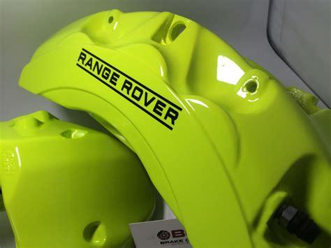 Brake Caliper Stickers