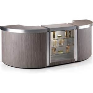 Salon Reception Desk Rem Helix Reception Desk 163 405 00 Gilmor Hair Products