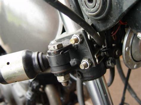 Motorrad Zum Gespann Umbauen by Xs400 Net