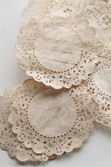 Crafts With Paper Doilies - 25 unique coffee staining ideas on coffee