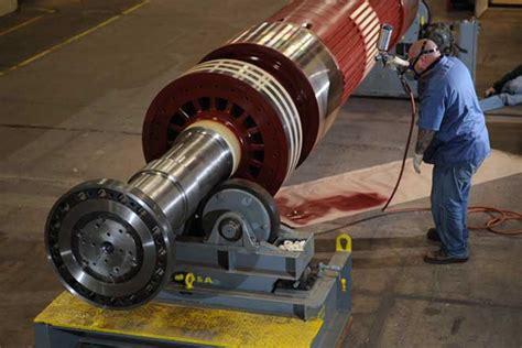 generator field repair services mda turbines