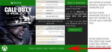 Xbox One Gift Card Codes 2017 - free xbox one game codes 2017 no survey games ojazink