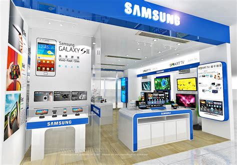 E Samsung Store Samsung Retail Store By Max At Coroflot
