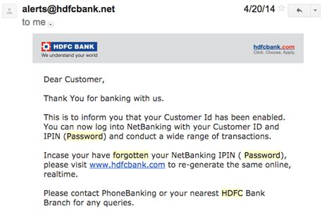 request letter for bank netbanking password how to reset password in hdfc net banking techwiser