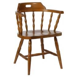 captain s arm chair armchair from hill cross furniture uk