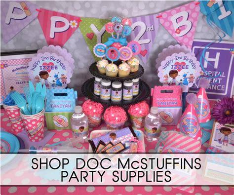 Doc Mcstuffin Decorations by Doc Mcstuffins Supplies