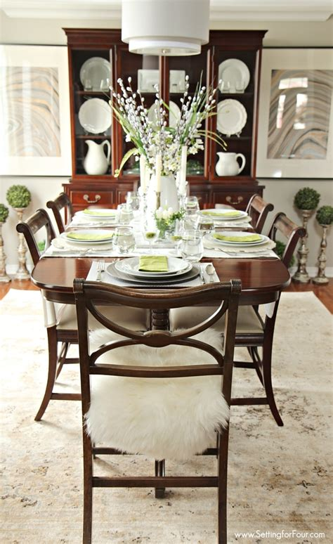 how to pick a rug for your dining room design tip how to choose the perfect area rug setting