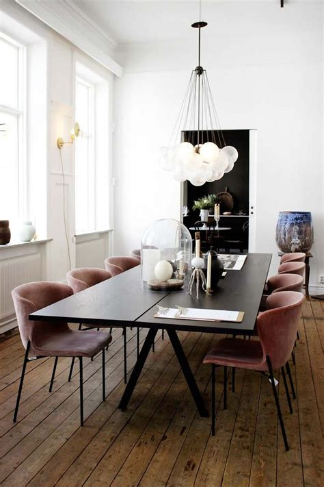 stylish dining room chairs