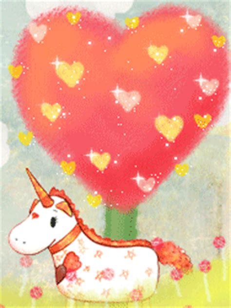 imagenes en movimiento de unicornios fondo animado de unicornios