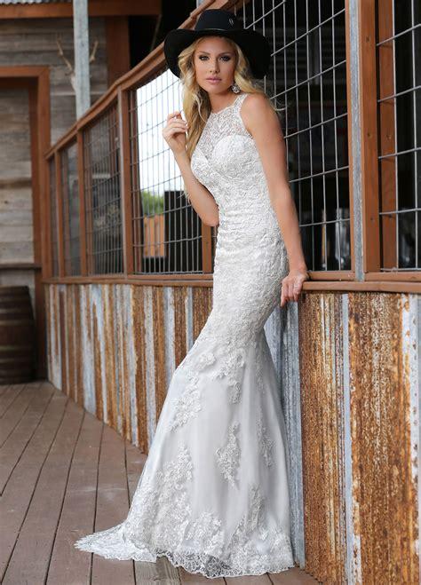 Italienische Brautkleider by Style 50293 Davinci Wedding Dresses
