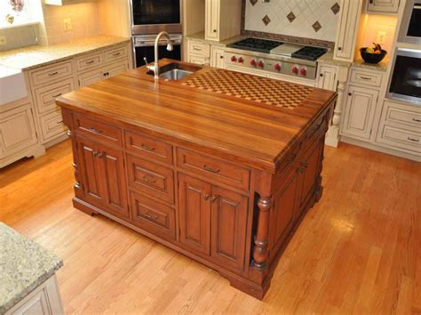 kitchen kitchen islands butcher block with fancy design