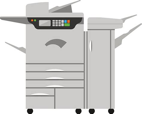 Copy Machine Clip Art Vector Images Amp Illustrations Istock