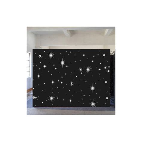 portable curtain frame vegas star self contained performance backdrop set with frame