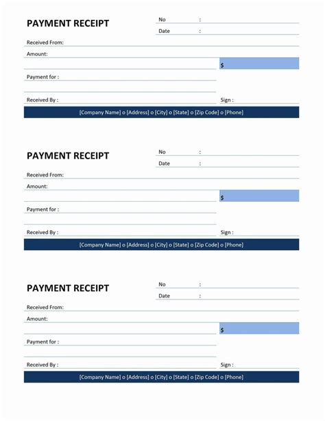 receipt template office 27 best forms images on resume templates free