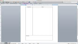 cornell notes tutorial how to make a cornell notes