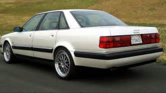 1990 audi v8 d11 pictures information and specs