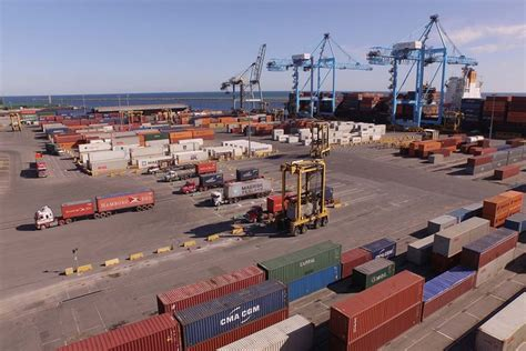 overview flinders ports