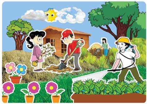 cara membuat montase untuk anak sd gambar pembelajaran 2 tema 3 subtema ayo cintai lingkungan
