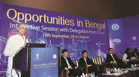 Openings In Kolkata For Mba Finance by Delegation Visits Bengal To Explore Biz