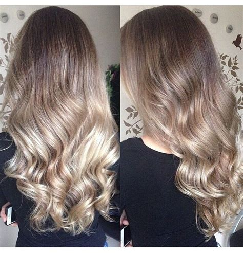 platinum blonde and brown ombre going from platinum hair to ombre 17 best ideas about