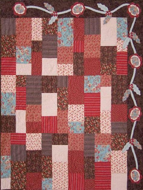 Country Primitive Quilt Patterns by Primitive Folk Quilt Pattern Country By Black