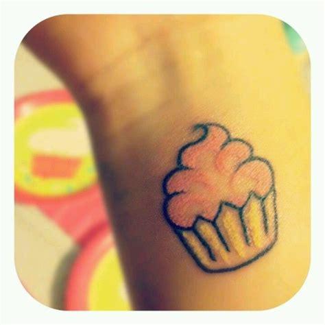 small cupcake tattoos cupcake inked sprinkles so